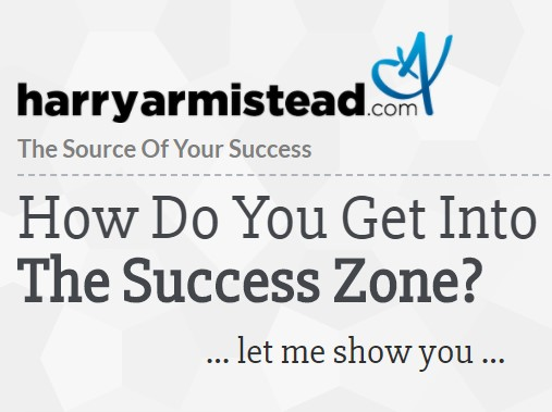 How Do You Get Into The Success Zone? - Part Three: Activity