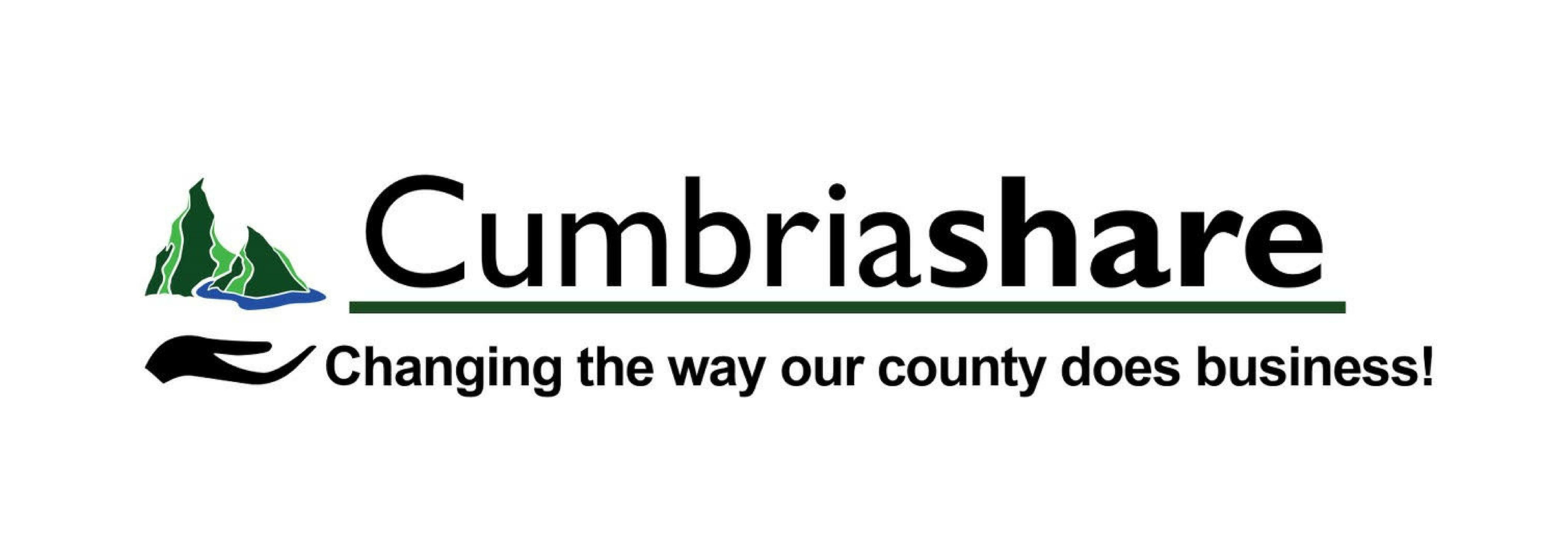 Cumbriashare; Now it's our turn...