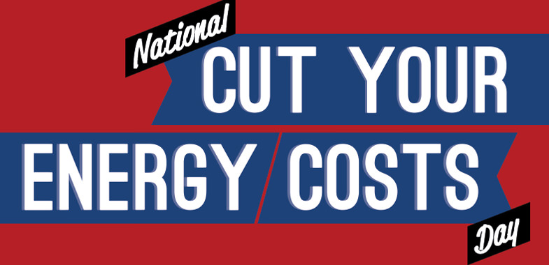 10th January is National Cut Your Energy Costs Day!