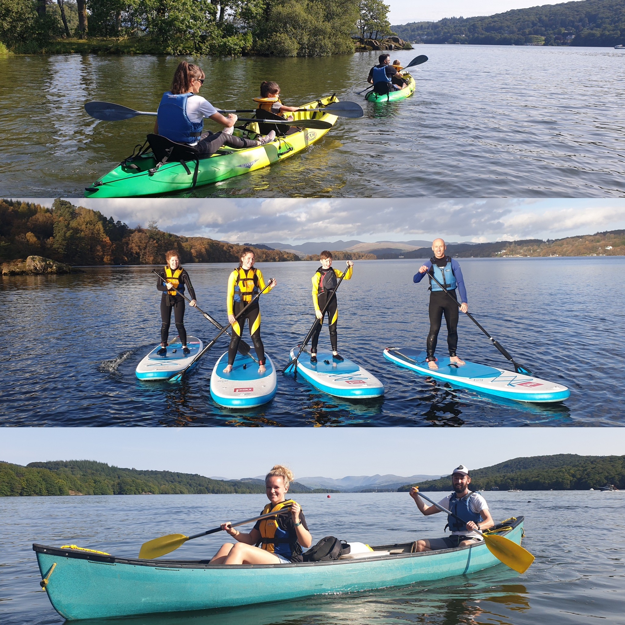 Easter re-opening, discounted watersports fun on Windermere