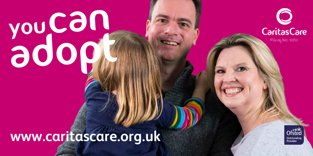 NEW CAMPAIGN LAUNCHES TO ENCOURAGE MORE PEOPLE TO CONSIDER ADOPTION