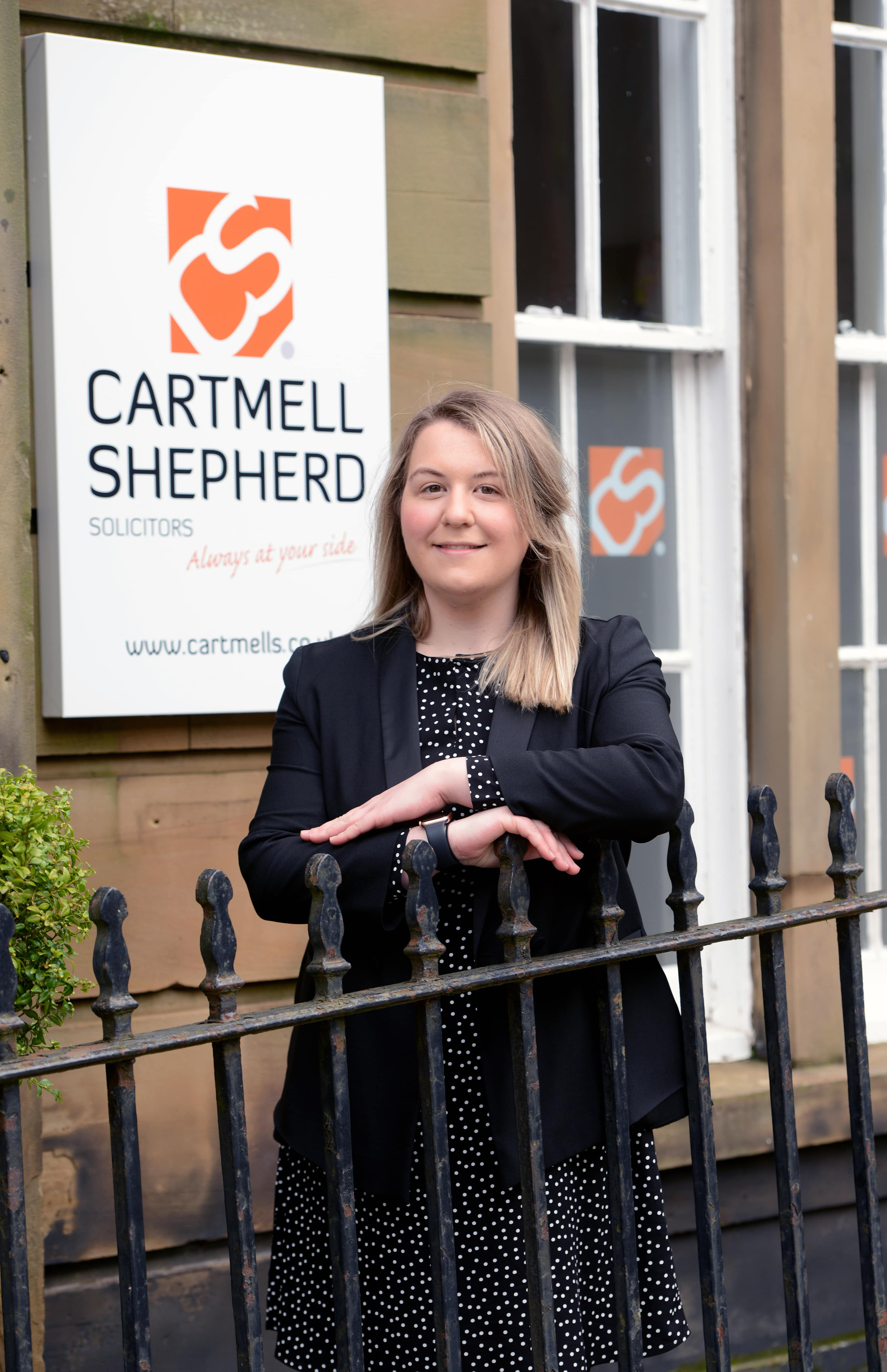 New recruits join legal firm